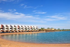 Sunrise Crystal Bay Resort strand