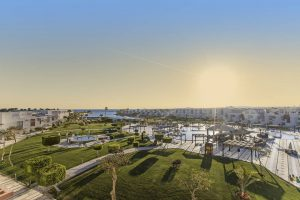 Sunrise Crystal Bay Resort in Hurghada