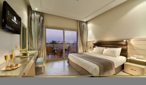 Sunrise Crystal Bay Resort junior suite