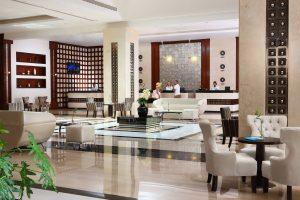 Sunrise Crystal Bay Resort lobby van het hotel